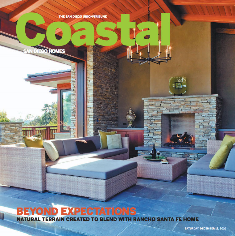 Flora Avenue Residence Featured in Coastal San Diego Magazine
