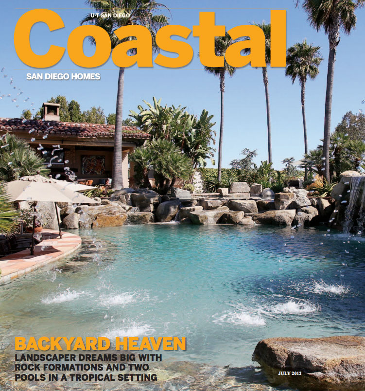 25x140 Residence Featured in Coastal San Diego Magazine