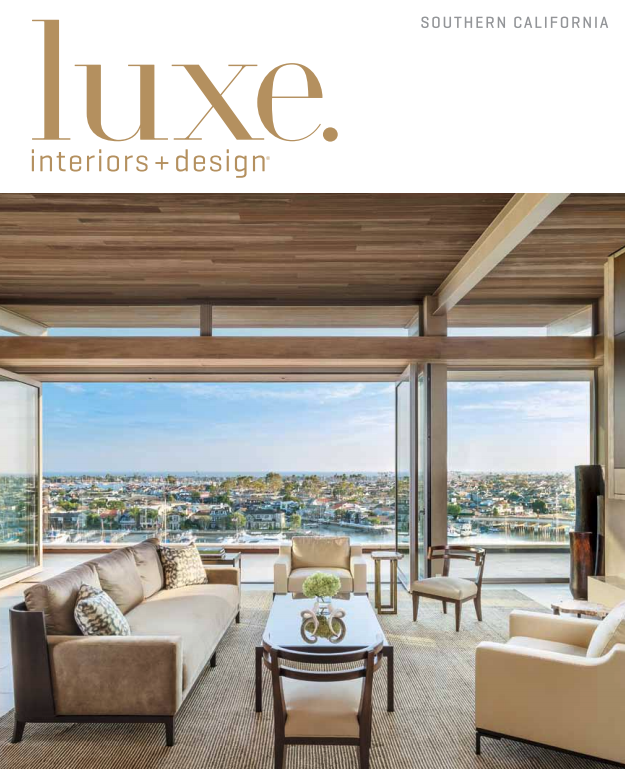 Alameda Residence Featured in Luxe Magazine